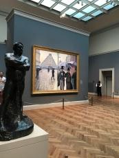Chicago Art Institute, Impressionist Wing