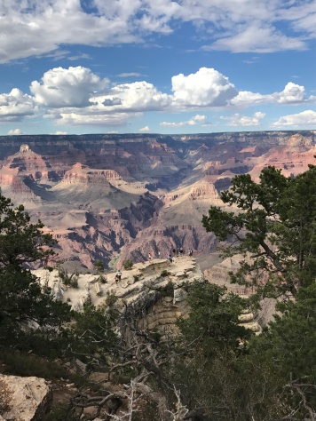 Day 4, Aug 25, The Grand Canyon