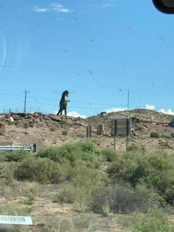 Day 5, Aug 26th, Arizona to New Mexico