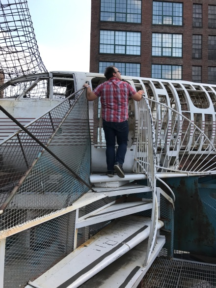 Day 7, Aug 28, City Museum St Louis