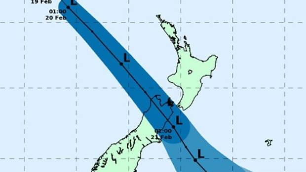 Cyclone Gita – Don't Worry Ma, I'm Fine