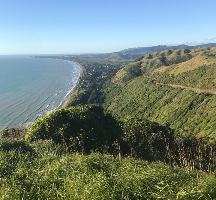 On Tour, Pt 2 – Getting Out of Town, Scenic Drives AroundWellington